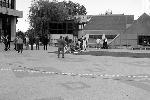 По данным правоохранительных органов, за взрывом могут стоять либо бандитское подполье, либо экстремистские националистические организации