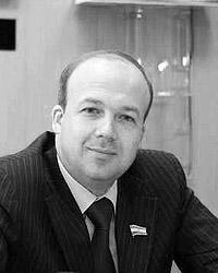 Депутат Госдумы Андрей  Назаров считает, что проект Сколково в будущем тиражируют (фото:  dumainfo.ru)