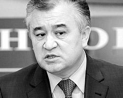 Вице-премьер Киргизии Омурбек Текебаев (фото:  ИТАР-ТАСС)