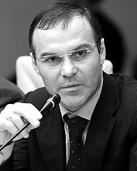 Александ Коган считает, что изменения в законодательстве в части взыскания штрафов позволят разгрузить суды (фото: Иванов Сергей/ВЗГЛЯД)
