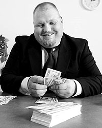 Чиновник московский, всего в этой жизни  ты добился сам (фото: Getty Images/Fotobank.ru)