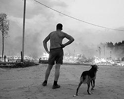 Существует миф, что сейчас уже не бывает природных  катастроф, а между тем приходится признать, что человек не над всем  властен (фото: ИТАР-ТАСС)