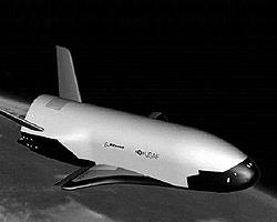 X-37B делает полный оборот вокруг Земли за шесть суток (фото: nasa.gov)