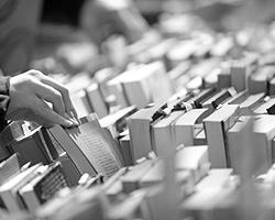 Найти нужную книгу даже в Москве можно  только случайно (фото: Getty Images/Fotobank.ru)