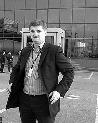 Сергей Ющенко, лишившийся сегодня поста  генерального директора (фото: Денис Нижегородцев)