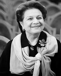 Первый заммэра Москвы Людмила Швецова(фото: ИТАР-ТАСС)