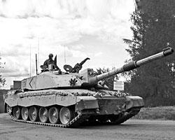 Заметные сокращения ожидают Королевский танковый корпус. Количество танков Challenger 2 будет уменьшено на 40% (Фото: wikipedia.org)