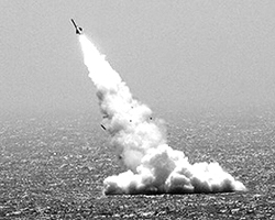 Боевые блоки ракеты в установленное время поразили цель на полигоне «Кура»(Фото: Reuters)