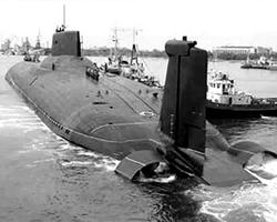 Сегодня тяжелый атомный ракетный подводный крейсер «Дмитрий Донской» произвел успешный пуск ракеты «Булава» (Фото: sevmash.ru)