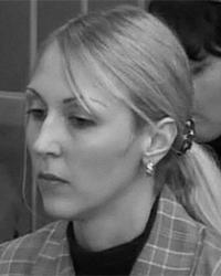Анна Шавенкова, в  декабре прошлого года сбившая на автомашине двух женщин (Фото: кадр  телеканала