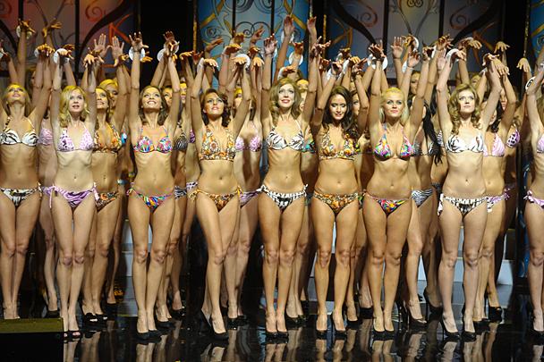 Конкурс красоты голые женщины
