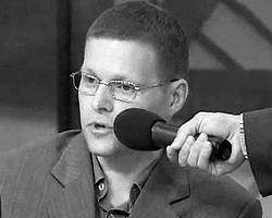 Председатель Межрегионального профсоюза работников общественного транспорта «Таксист» Ярослав Щербинин верит, что проблему нелегального извоза можно решить вполне мирным путем (Фото: Из личного архива Ярослава Щербинина)