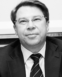 Генеральный директор  Федерального сетевого оператора системы ГЛОНАСС Александр Гурко (Фото:  РИА