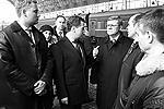 Президент заявил, что ситуация на Киевском вокзале «выглядит, мягко говоря, абсолютно непригодно»