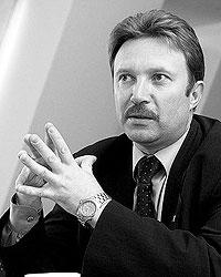 Президент «Нефтяного клуба Санкт-Петербурга» Олег Ашихмин (фото: 110km.ru)