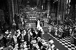 Свадьба принца Уильяма и Кейт Миддлтон состоялась в Вестминстерском аббатстве в центре Лондона (фото: Reuters)