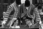 Маршрут свадебного путешествия молодоженов держится в секрете (фото: Reuters)