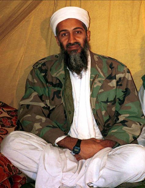 Убит Усама бин Ладен