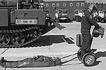 Спасателям Segway пригодится для вывоза раненых и оказания первой медицинской помощи (фото: samospas.ru)