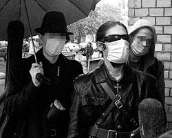 Представители Анонимного комитета расследований рассказали, как взломали переписку подростка-убийцы (Фото: Денис Нижегородцев/ВЗГЛЯД)