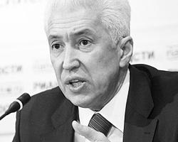 Владимир Васильев: Нельзя ставить в пробки представителей власти из-за угрозы безопасности(фото: РИА