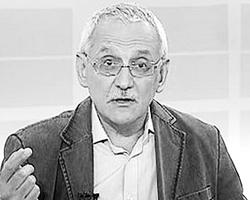 Научный руководитель НИИ транспорта и  дорожного хозяйства Михаил Блинкин(фото:  vesti.ru)