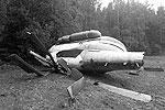 """К падению вертолета могли привести резкое ухудшение видимости, погодные условия или столкновение с препятствием (фото: РИА """"Новости"""")"""