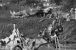 """Замечаний по техническому состоянию лайнера перед его вылетом не было, но версия о технической неисправности уже стала одной из основных <a href = """"http://www.vz.ru/society/2011/9/7/520642.html"""" target = """"_blank"""">Подробности</a>(фото: ИТАР-ТАСС)"""
