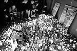 Словакия вспоминает погибшего в крушении Як-42 хоккеиста Павола Демитру (фото: Reuters)