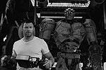 Главная роль в «Живой стали» досталась Хью Джекману, режиссером выступил Шон Леви («Ночь в музее», «Розовая пантера») (фото: Touchstone Pictures)
