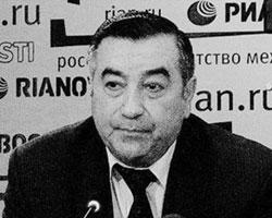 Исполнительный директор национально-культурной автономии азербайджанцев в Петербурге Алихан Мусаев(фото: Иван Чернов)