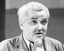 Максим Кронгауз считает, что  современные политики только ищут свой язык(фото:  wikipedia.org)