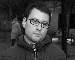 Сын Владимира Садовничего, тоже Владимир (фото: Первый канал)