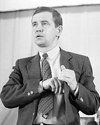 Сергей Станкевич, начало 1990-х(фото: ИТАР-ТАСС)