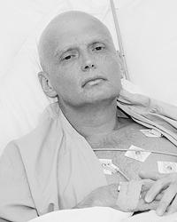 Погубивший Литвиненко полоний, возможно, был найден на заброшенной советской базе(Фото: ИТАР-ТАСС)