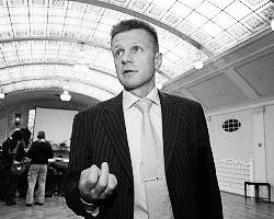 Председатель правления «ФСК ЕЭС» Александр Бобров (фото: dp.ru)