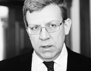 Алексей Кудрин влился в ряды