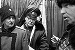 Донские казаки в роли наблюдателей на избирательном участке (фото: )