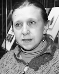 Людмила Руднева: Есть мнение, что у каждого в голове своя портретная галерея (Фото: 1tv.ru)