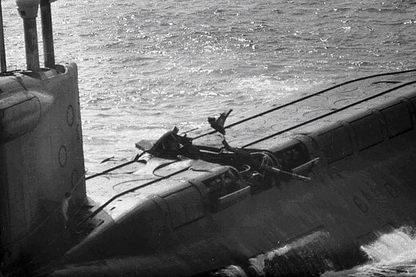 авария на подводной лодке к 219