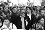 Не остался в стороне и Михаил Касьянов, о котором стали забывать