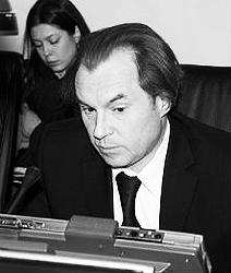 Заместитель Директора департамента судостроительной промышленности и морской техники Минпромторга России Андрей Курасов(фото: publicsea.ru)
