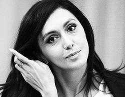 Екатерина Мцитуридзе, генеральный директор компании «Роскино», организовавшей российский павильон на 65-м Каннском кинофестивале (фото: ИТАР-ТАСС)