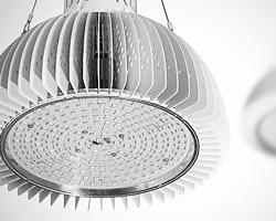 Светодиодный прожектор повышенной яркости (фото: optogan.ru)