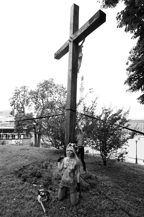 православная шлюха
