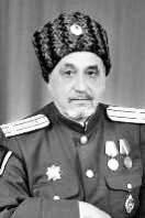 Войсковой старшина Семиреченского войска Киргизии Александр Юрасов(фото: skvskr.ru)