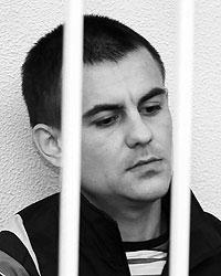 Бывший участковый отдела полиции «Дальний» Ильшат Гарифуллин (фото: ИТАР-ТАСС)