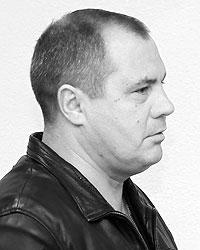 Бывший участковый отдела полиции «Дальний» Рамиль Нигматзянов (фото: ИТАР-ТАСС)