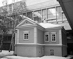 Историко-культурный центр В.И.Ленина. На снимке: в этом доме в 1870 году родился Владимир Ильич Ульянов (Ленин) (фото: ИТАР-ТАСС)