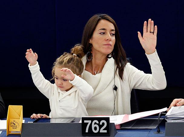 Заседание европарламента гомосексуа